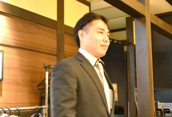 ワタミ株式会社人事部の吉田良二