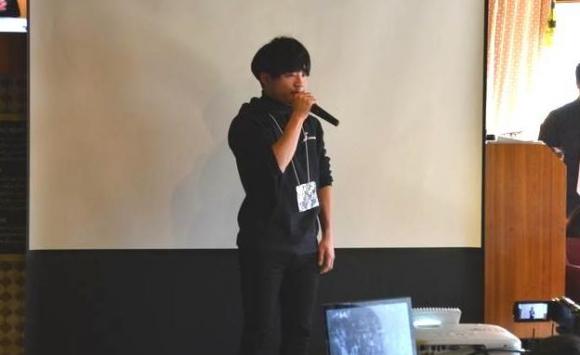 JoyStudy 7代目 代表の加藤涼さん