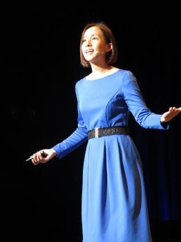 京都で「佰食屋」を営む中村朱美さん