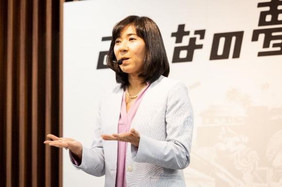 準グランプリを受賞した廣川絵理花さん