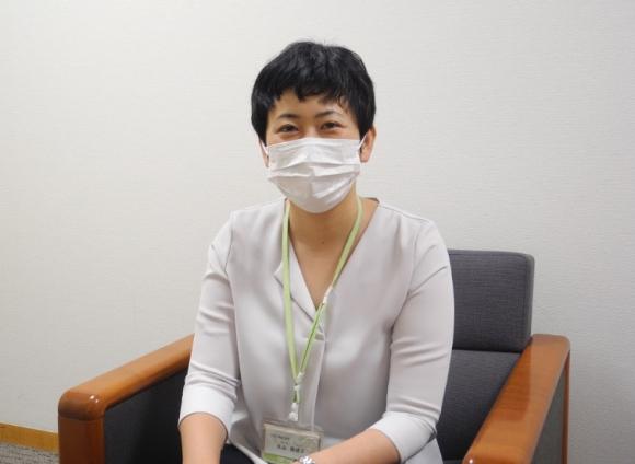 ワタミ六次化推進部農産加工プロジェクトの永山美緒子