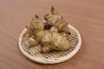 ワタミはきく芋を自社有機野菜の主力商品にしていく